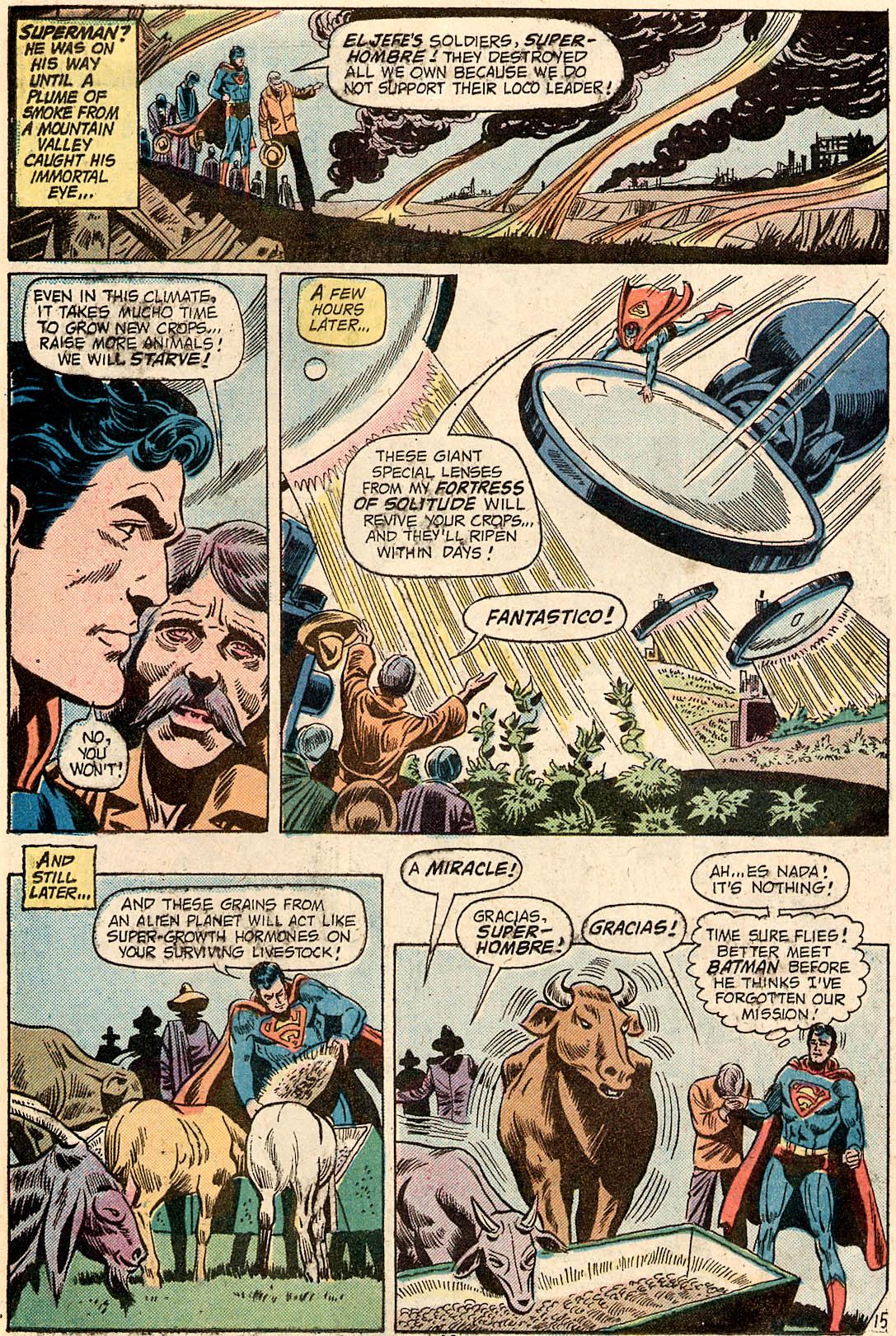 Read online World's Finest Comics comic -  Issue #226 - 17