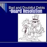 Board-Resolution-Provision-Doubtful-Debts