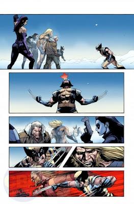 "El Wolverine original vuelve en ""Phoenix Resurrection"" - Marvel Comics"