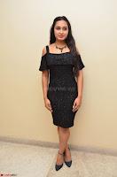 South Actress Amulya in short black dress at Kalamandir Foundation 7th anniversary Celebrations ~  Actress Galleries 026.JPG