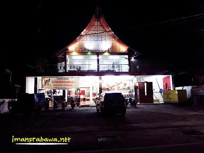 Rumah Makan Sederhana Tanjung Pinang
