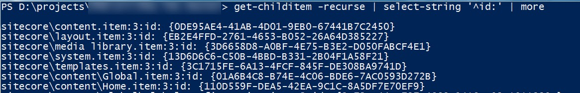 Explorations: Using Powershell to find duplicate IDs in