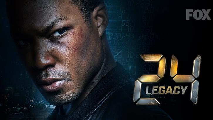 24: Legacy - Cancelled by FOX