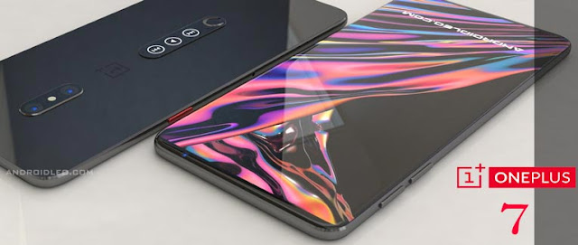 oneplus 7 and 7t specification, price