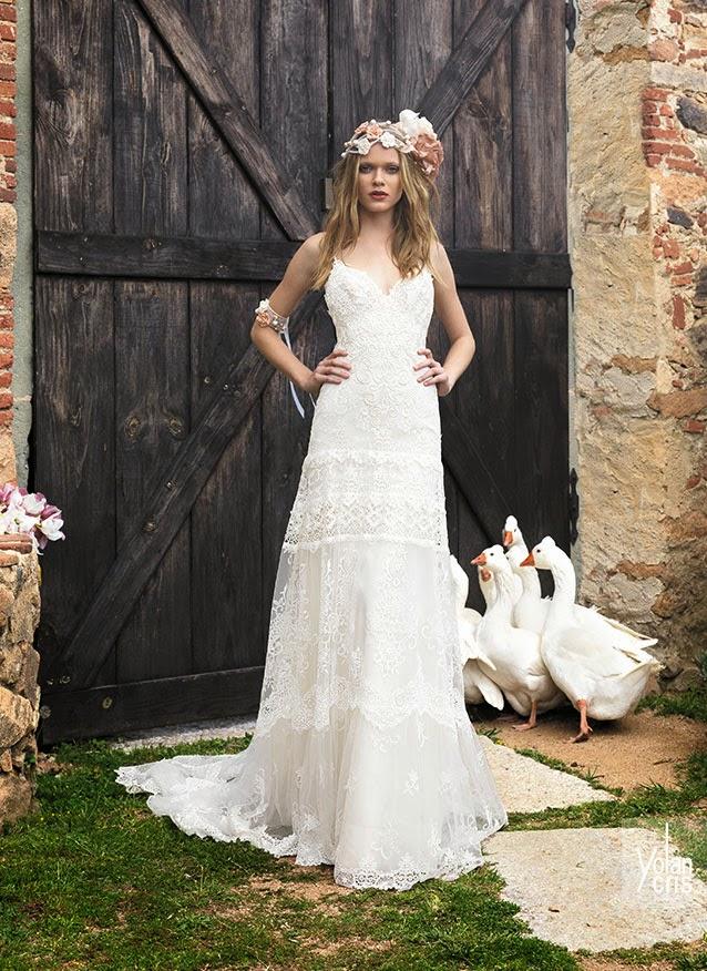 Super Matrimonio 2015 tendenze, collezioni sposa e temi nozze! PU36