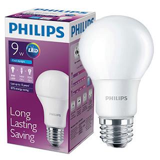 Daftar Harga Lampu LED Philips Terbaru