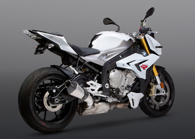 BMW S 1000 R side image