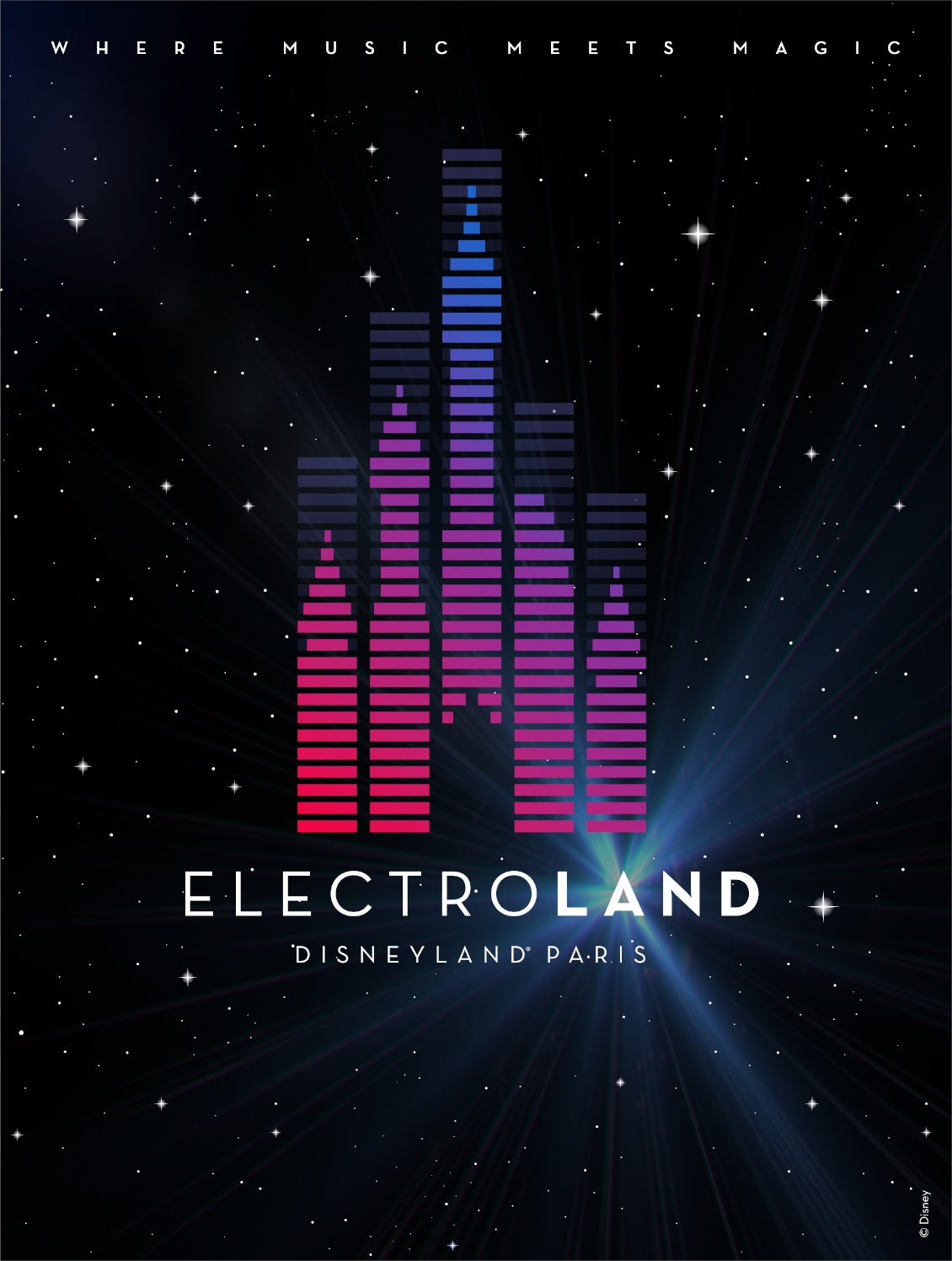 Disneyland Paris - Electroland 2019