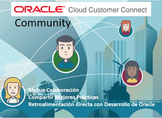 Oracle's premier online cloud community