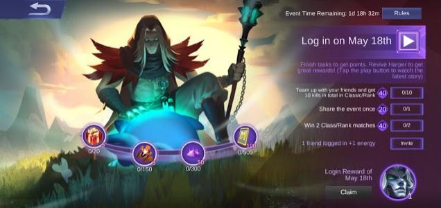 Mobile Legends Adakan Event Hero Gratis, Begini Cara Mendapatkannya!