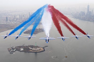 Patrouille de France US 2017