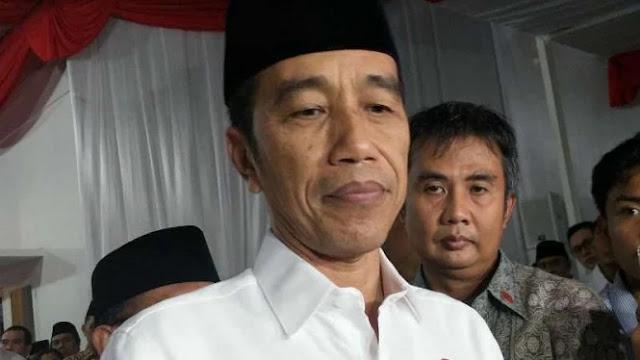 Prabowo Tolak Hasil Pilpres, Jokowi: Serahkan ke KPU
