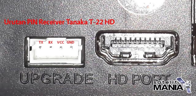 Cara Mengatasi Mata Merah di Rreceiver Tanaka T-22 HD