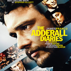 Poster The Adderall Diaries 2015