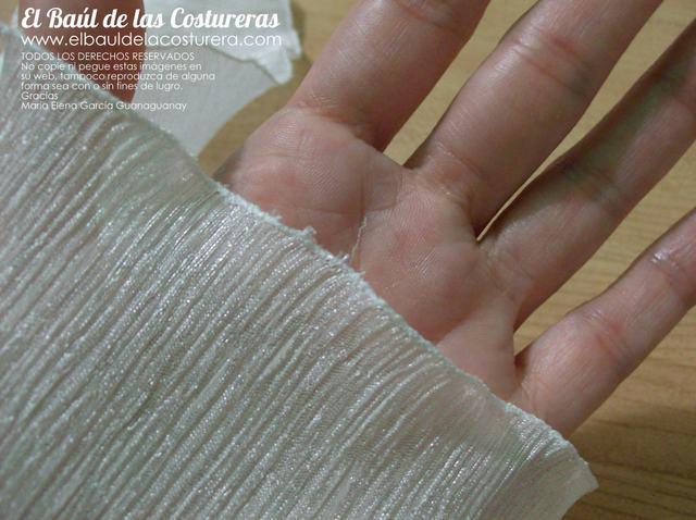 Cómo hacer dobladillo para telas finas