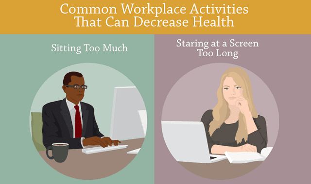 How to be Healthier and Happier at Work