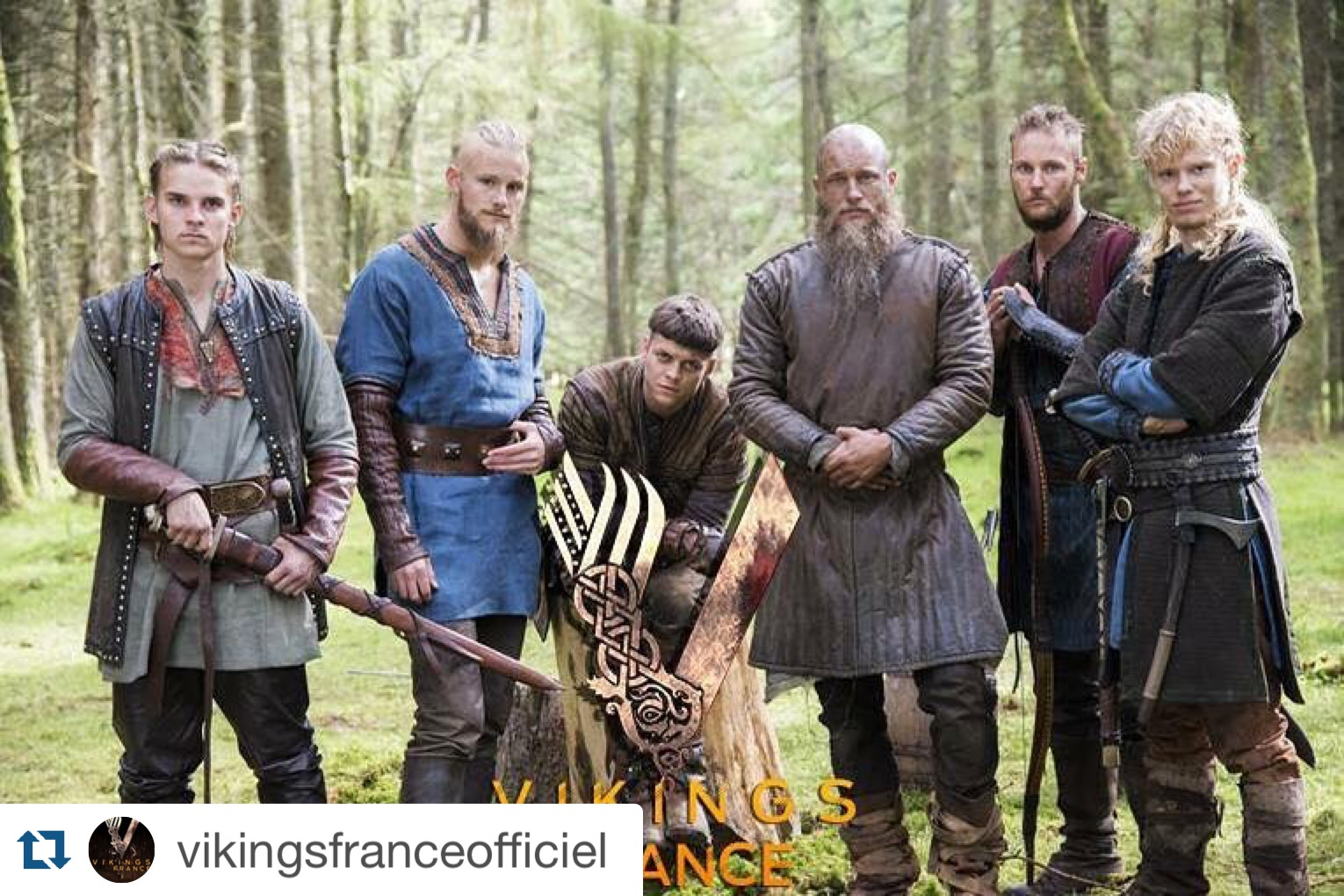 VIKINGS: New cast announced: The grown-up versions of