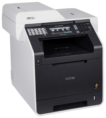 CDW Color Laser Printer Driver for Windows Brother Printer MFC-9970CDW Driver Downloads