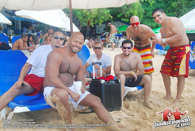 Sosua Beach Nightlife Dominican Republic Party People