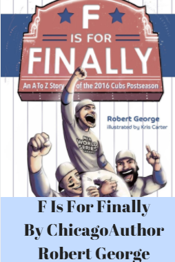 F Is For Finally: An A To Z Story Of The 2016 Cubs Postseason Review