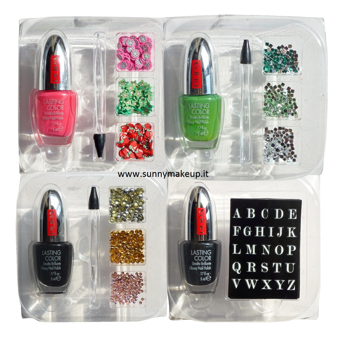 Nail Art Kit P/E 2014: Swatches E Review Dei Kit