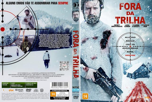 Capa DVD Fora da Trilha [Custom]