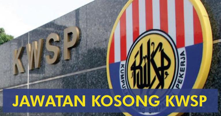 Jawatan Kosong di KWSP 2018