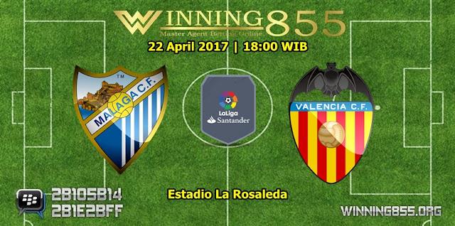Prediksi Skor Malaga vs Valencia