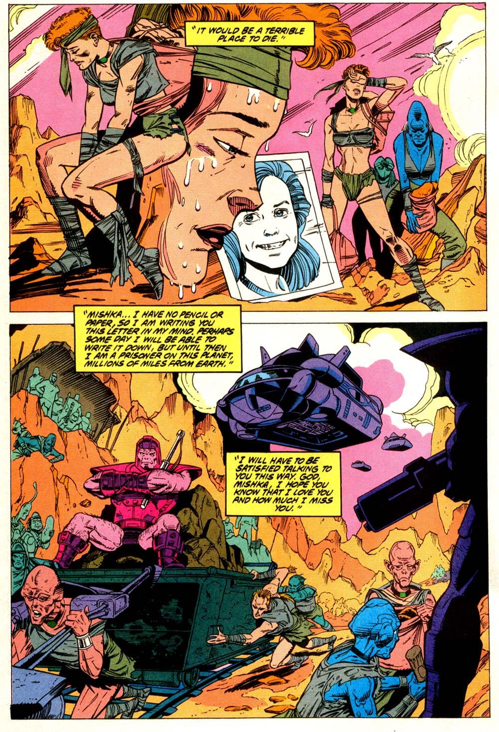Read online Wonder Woman (1987) comic -  Issue #68 - 3