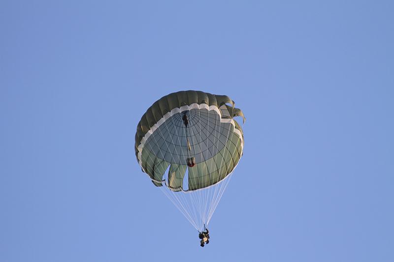 новітні парашутні системи ССпО