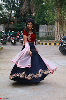 Actress Aathmika in lovely Maraoon Choli ¬  Exclusive Celebrities galleries 048.jpg