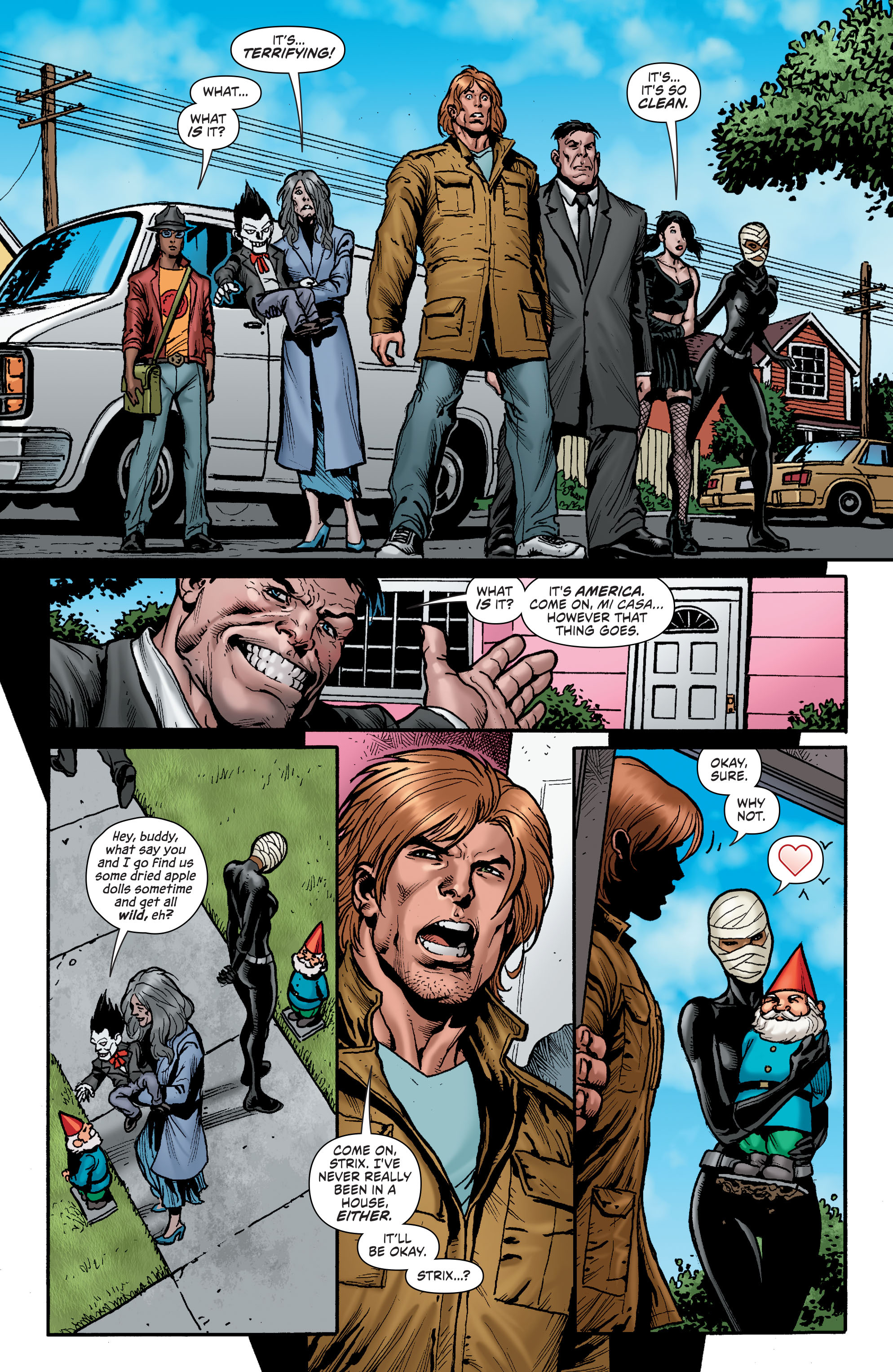 Read online Secret Six (2015) comic -  Issue #4 - 12