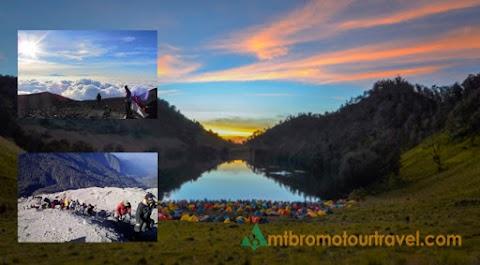 Climbing Package to Kumbolo Lake and Semeru Summit