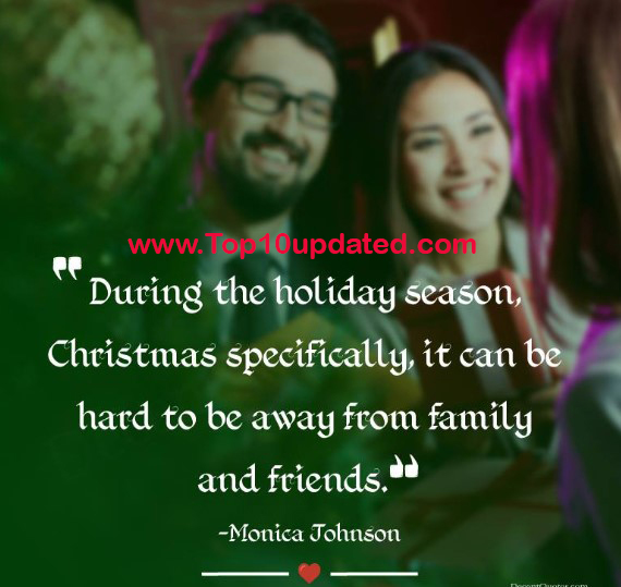 Top 10 Best Christmas Quotes for Holiday Spirit | Ten Best Christmas Family Prayer Quotes | Christmas SMS Quotes - Top 10 Updated