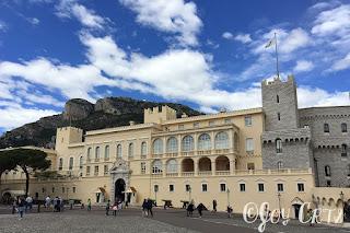 Palais Royal, Monte-Carlo, Monaco - Côte d'Azur