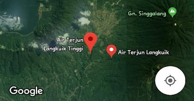 Surganya Air Terjun Sumatera Barat