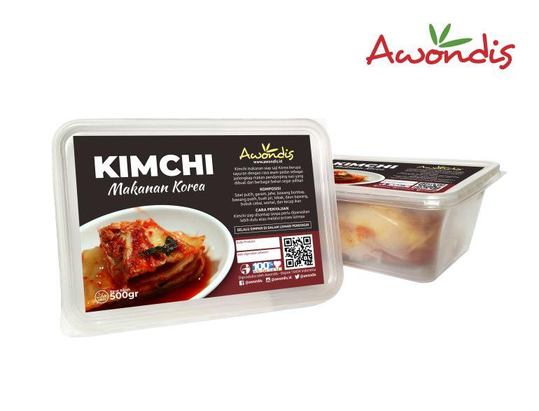 Jual Kimchi Makanan Korea Online