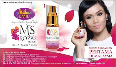 Serum Rozas MS