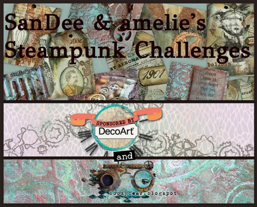 Steampunk Challenge Blog