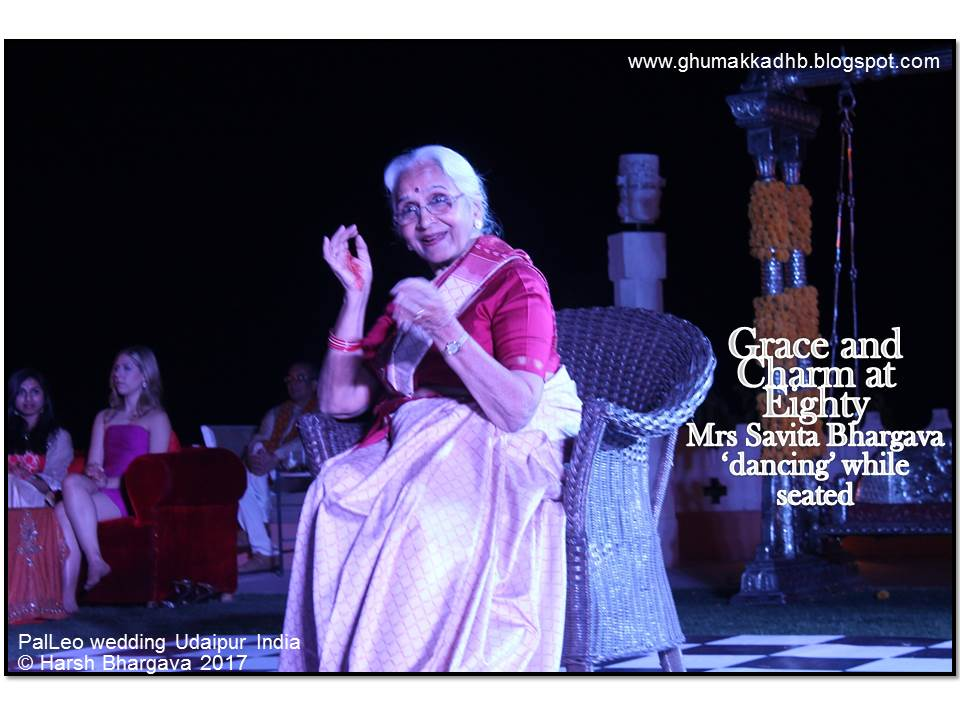 Cant Wait Any Longer To See The Pictures Here We Go Open Scene With Eighty Year Old Dancer Performing While Seated On A Chair