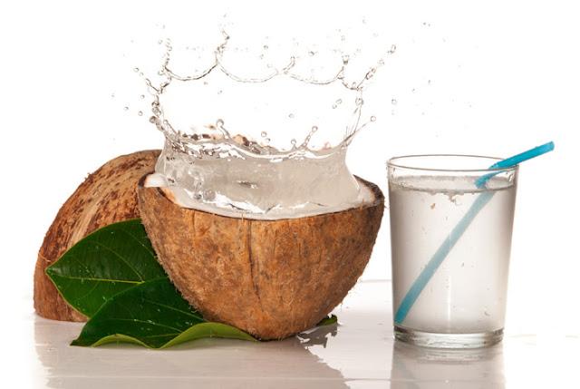 coconut water healthy