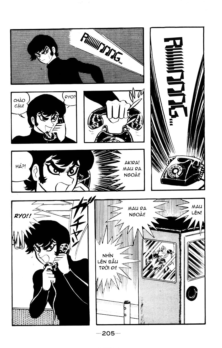DevilMan chapter 16 trang 6