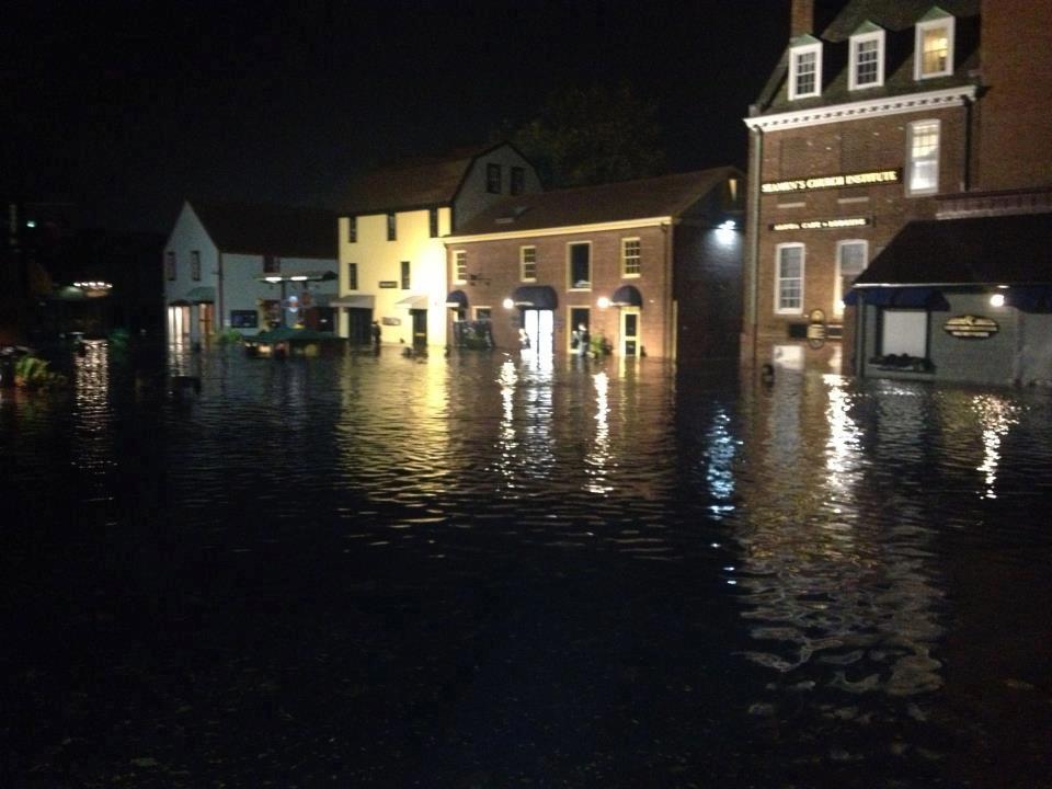 Retrosandie Hurricane Sandy
