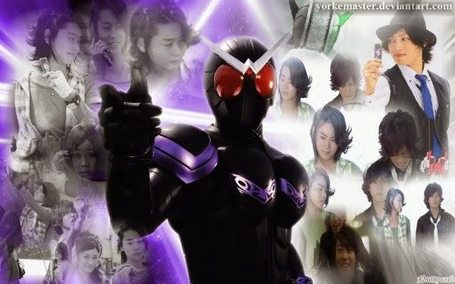 Siêu Nhân Kamen Rider W (Double)  - Kamen Rider W VietSub (2013)