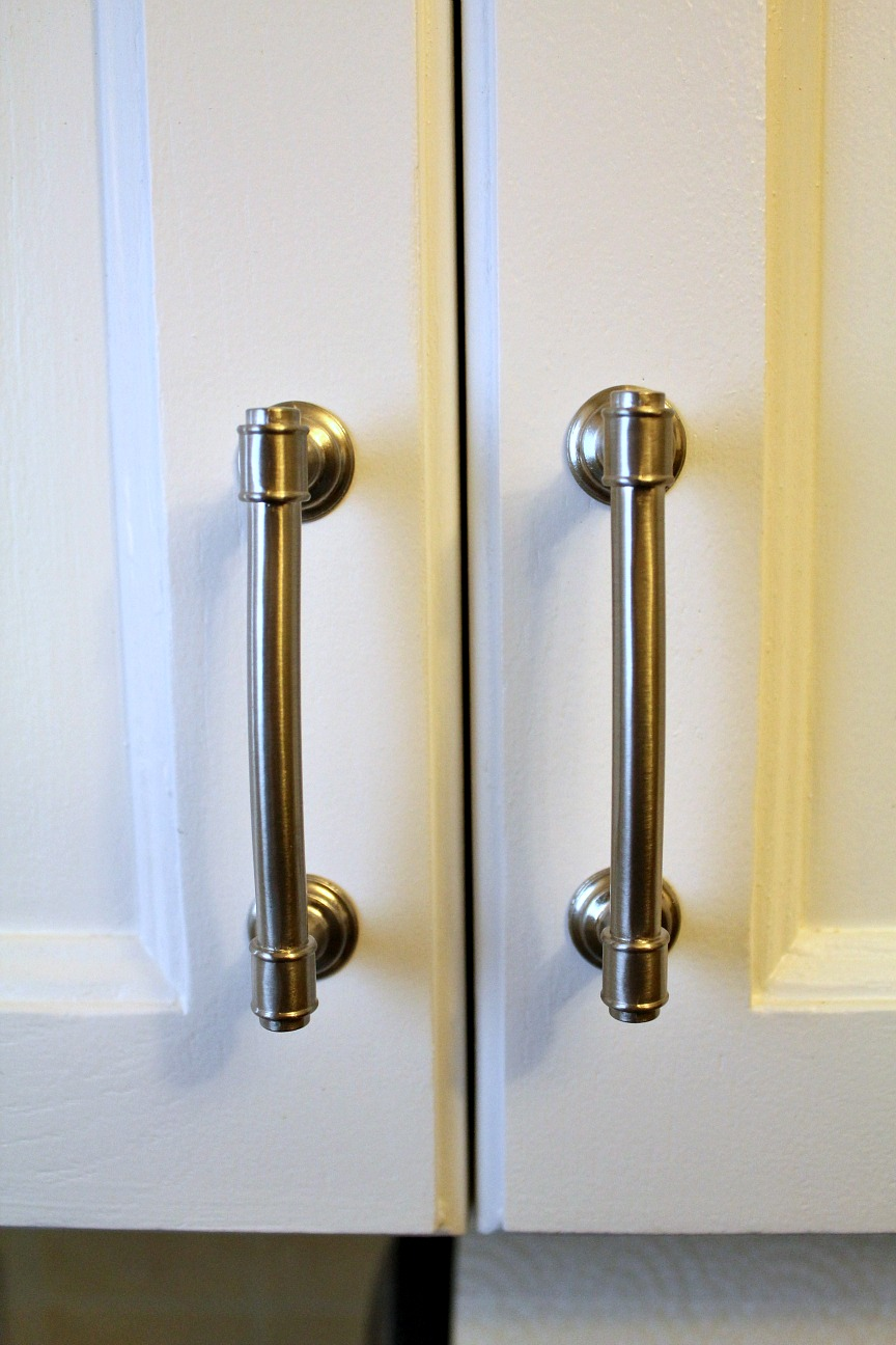 To Kitchen Cabinet Handles
