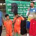 Leilão de camisa autografada por Cristiano Ronaldo ajuda projeto esportivo de Samambaia