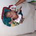 DON'T OPEN IF YOU DON'T HAVE HEART!! See Very Sh0cking Photo Of 8-Month-Old Baby Stabbed By His Own Mom In Ebonyi State