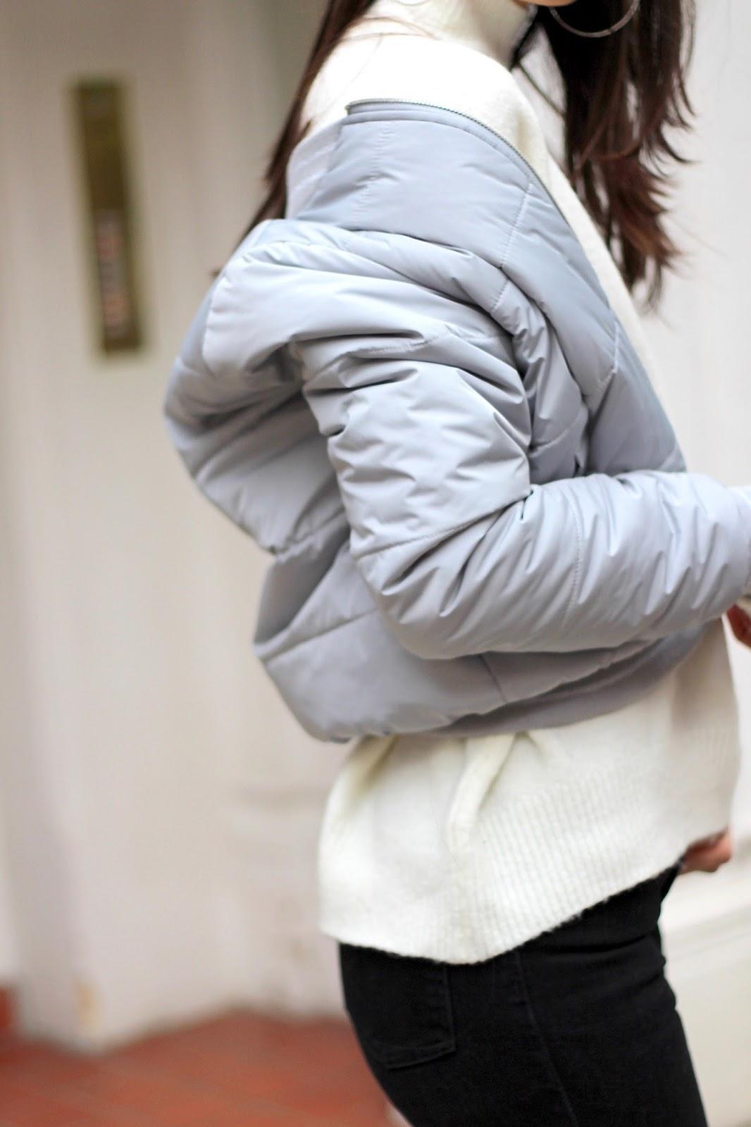 peexo puffer jacket