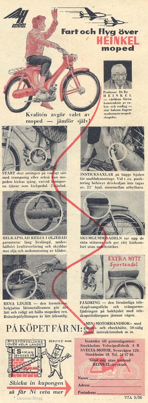 8f30dc33075 Teknik För Alla, nr 8 1956.