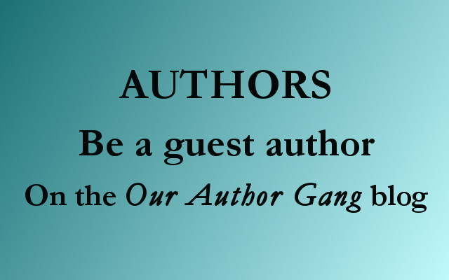 Be a guest author